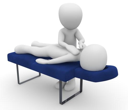 Massage Therapie Ontspannen Gezondheid Wellness