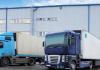 Transportbedrijf Vrachtwagens Vervoer