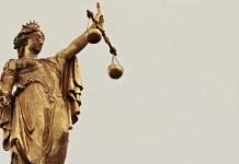 Justitia Godin Godin Van Justitie