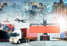 Transport Logistiek Douane Import Export Invoer Uitvoer