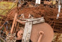 Afval metaal ferro (1)
