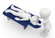 Osteopaat Fysiotherapeut Kraken Massage Therapie Ontspannen Gezondheid Wellness