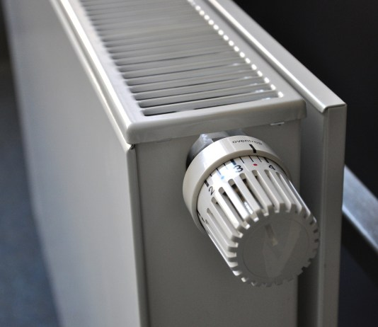 Radiator Verwarming Platte Radiatoren Thermostaat