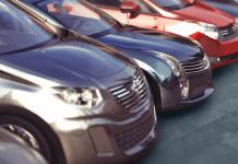 Auto's wagenpark