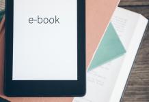 E-book e-publicatie elektronisch boek