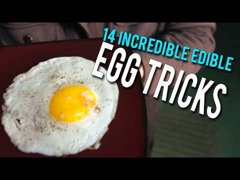 Mind Blowing Egg Tricks You Might Want to Try