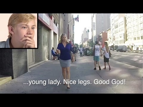 Sons React To Their Moms Getting Catcalled