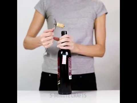 3 Easy Ways To Open Wine Bottle Without Corksrew