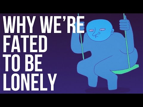 Why Being Lonely is Not Such a Bad Thing