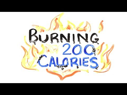 Ridiculously Effective Ways to Burn 200 Calories