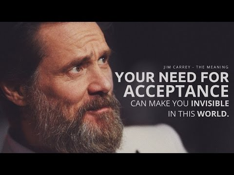 Powerful Motivational Speech By Jim Carrey