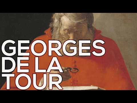 Georges de La Tour: A Collection of 58 Paintings