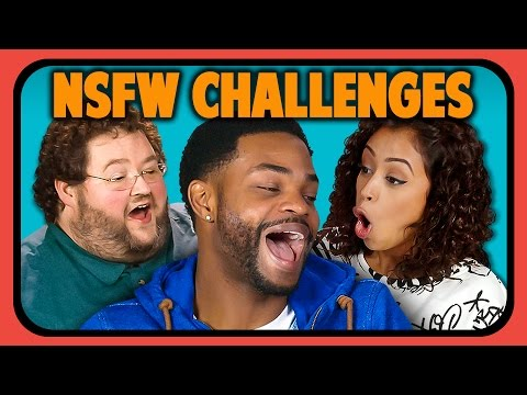 Youtubers React To NSFW Challenges