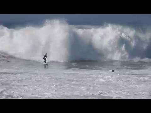 The Largest Wave Ever Seen At The Wedge Newport Beach