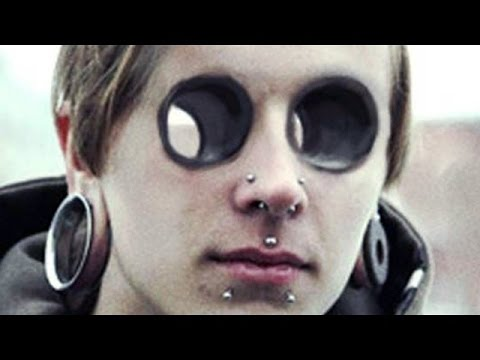5 Scariest Modified People Ever