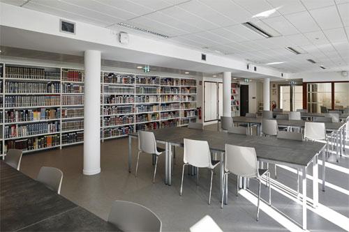 bibliotheque de la milc bu
