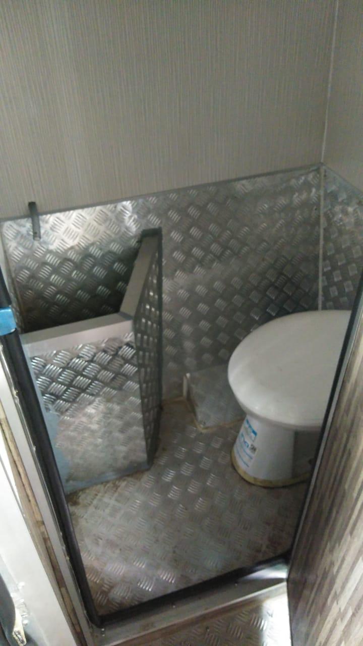 WC Belakang Bus