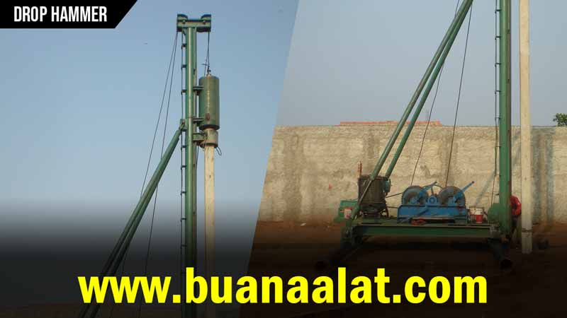 Sewa Rental Drop Hammer Murah