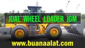Jual Wheel Loader JGM