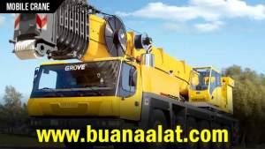 Sewa Rental Mobile Crane Murah
