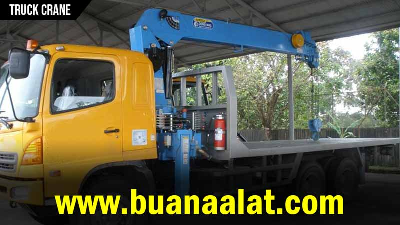 Sewa Rental Truck Crane Murah