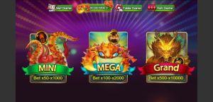 Pilihan permainan Ocean King 3 DeMacao White Label