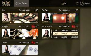 Batas Taruhan Poker 3 Kartu SunBet