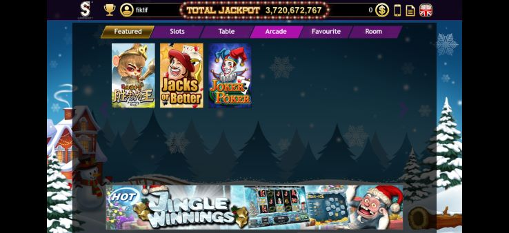 Pilihan Permainan Joker Poker Online Gaming Gaming Soft (GSoft)