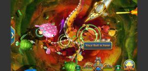 Tampilan Permainan Tembak Ikan Ocean King 3 DeMacao White Label Online Gaming