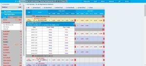 Tampilan Statistik Permainan Togel M8Bet White Label