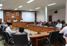 Pemkab Muara Enim Sampaikan Klarifikasi Laporan Masyarakat Kepada Ombudsman Sumsel