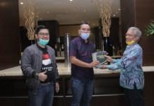 Wabup Muba Diskusi Bareng Guru Besar IPDN Bahas Gagasan Kawas Perkotaan
