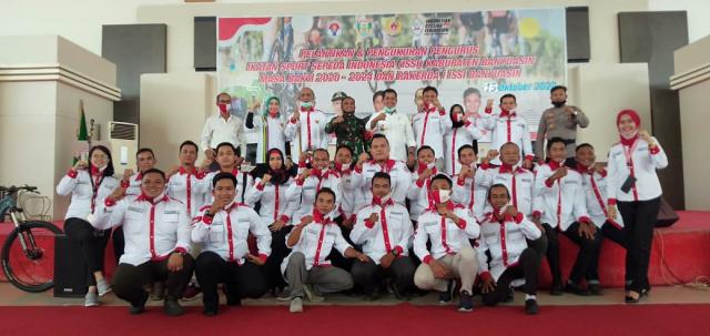 Lewat ISSI, Azmi Chandra Ingin Kampayekan Program Bupati Banyuasin