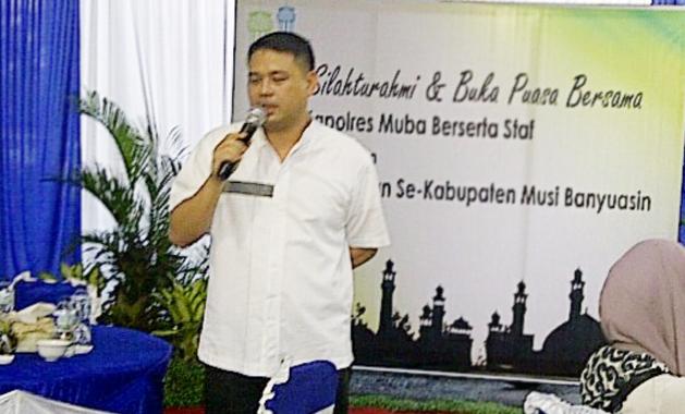Kapolres Muba AKBP Rahmat Hakim SIK