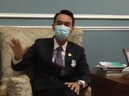 Ketua Bappilu Partai Demokrat Sumsel Katakan Baru Tiga Bakal Calon Dapat Restu DPP