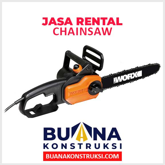Harga Rental Chainsaw
