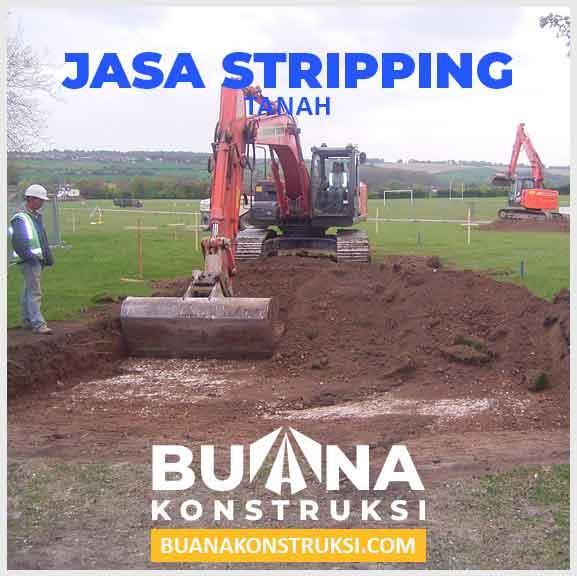 Jasa Stripping Tanah