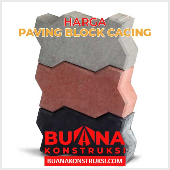 Harga Paving Block Cacing Warna