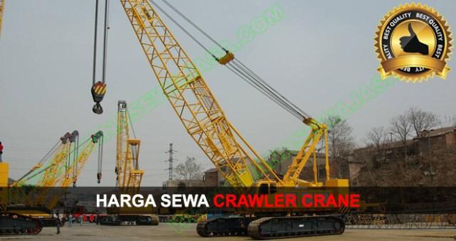 SEWA CRAWLER CRANE