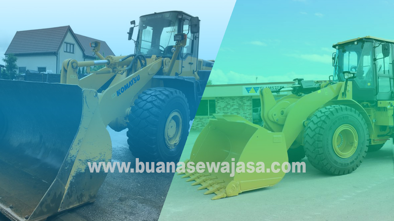 Harga Sewa Wheel Loader