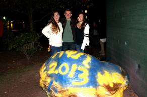 Painting the rock!