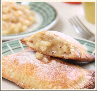 Cinnamon Apple Pie Buat Orang Lapo