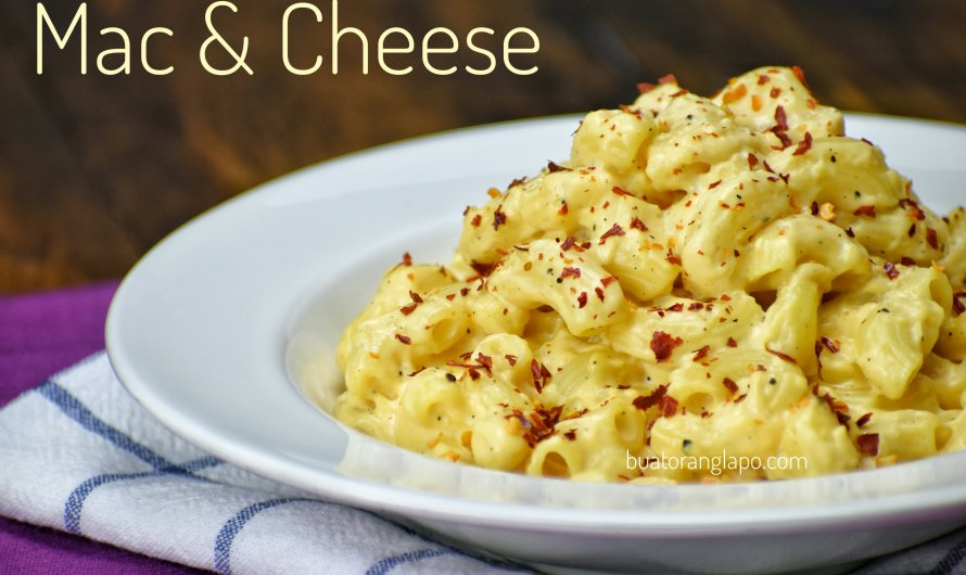 Mac & Cheese (Makaroni dan Keju)