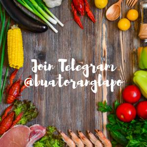 Join Telegram@buatoranglapo