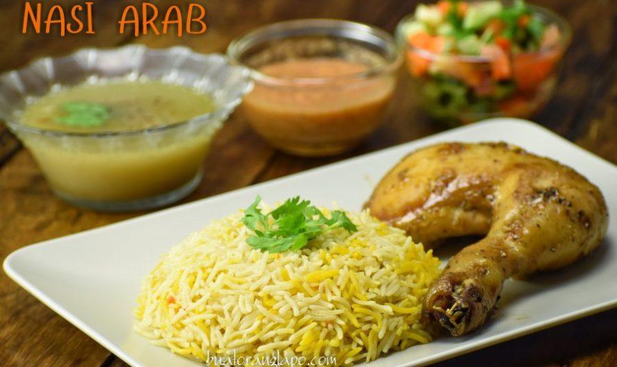 Nasi Arab Barokah Kitchen mudah dan cepat untuk disediakan