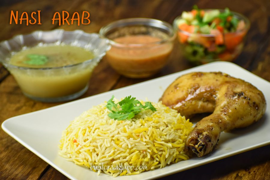 Nasi Arab Barokah Kitchen