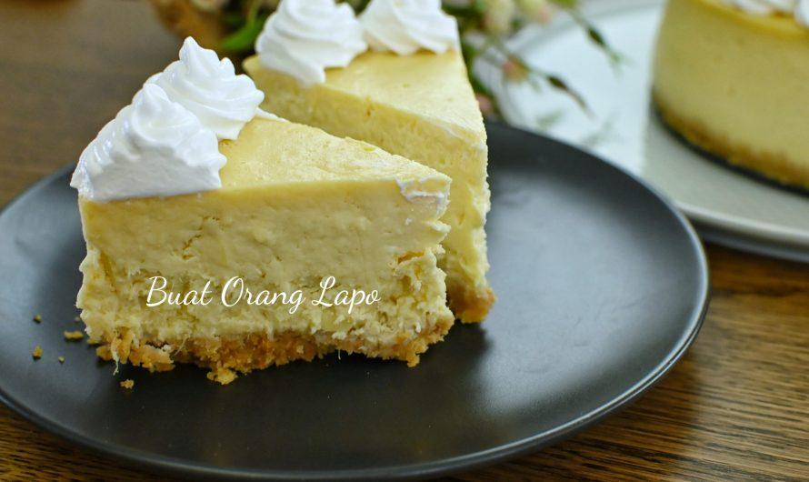 Durian Cheesecake Awesome Rasa Yang Luar Biasa!