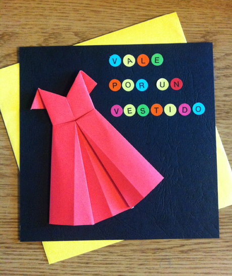 Origami Birthday Present Tutorial Origami Handmade