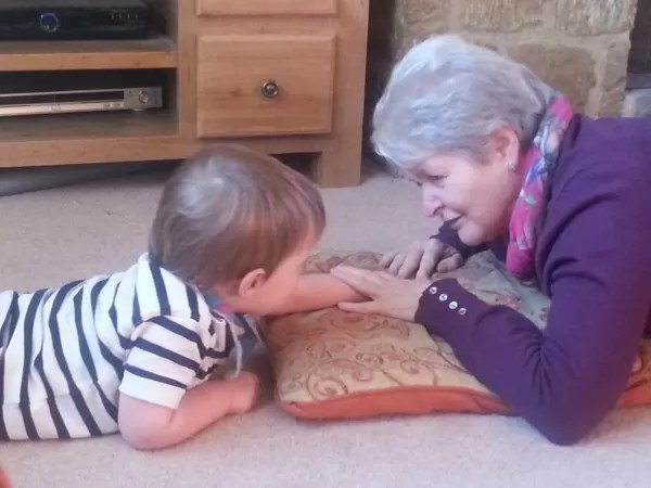 Telling 'Mom-ma' what to do