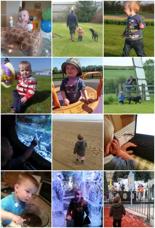 A Year in Pictures - 2012